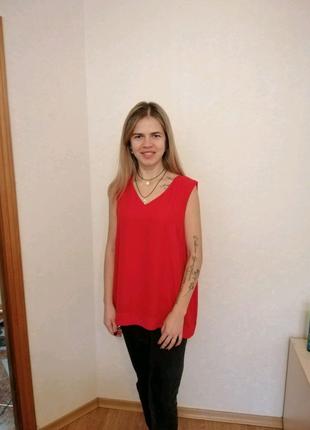 Червона блуза Seppala
