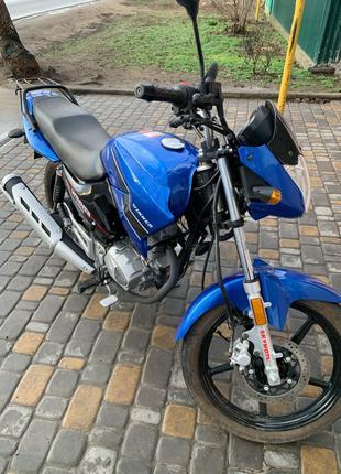 продам мотоцикл skybike Winner 125cc.(не Yamaha YBR)