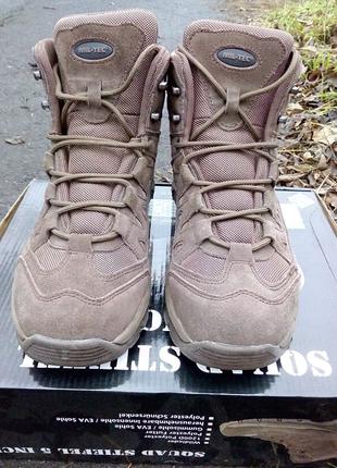Ботинки армейские MIL-TEC  Brown
