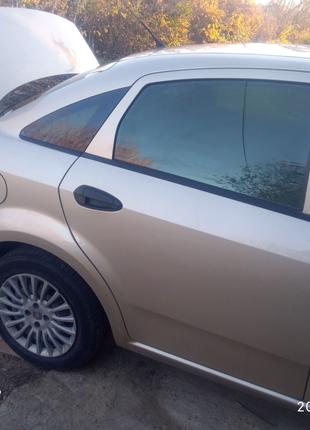 Fiat linea двери, крыло, крыша, запчасти, стойка, порог