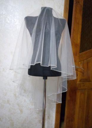 Фата до пляття свадебного