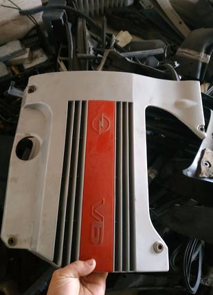 Кришка двигателя декоративная c25xe opel v6