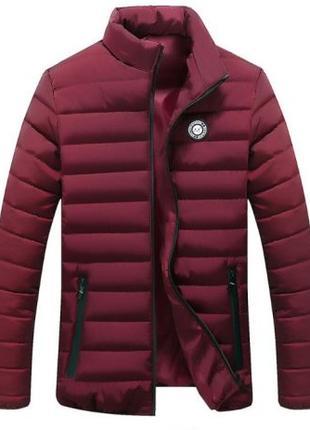 Красивая мужская куртка осень весна 50-52 размер