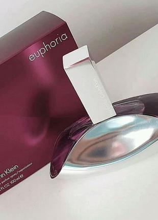 Женская парфюмированная вода Calvin Klein Euphoria