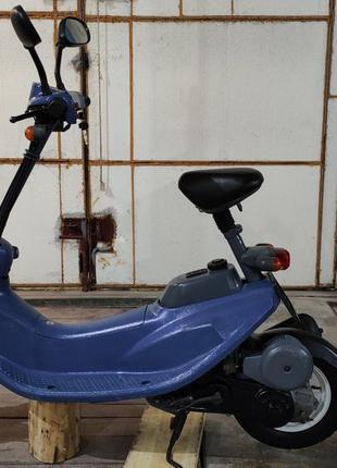 Honda Zook мопед скутер