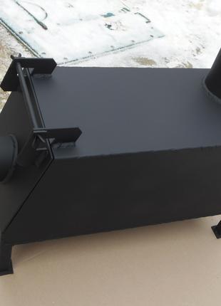 Печь качественная, экономичная, металл 4 мм / ручная работа