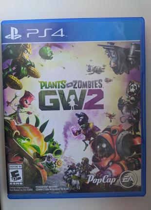 Plants vs zombie GW2