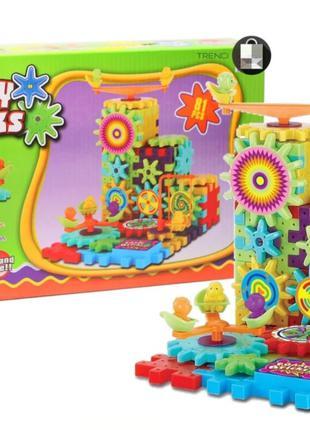 Детский развивающий 3D конструктор Funny Bricks (Фанни Брикс)