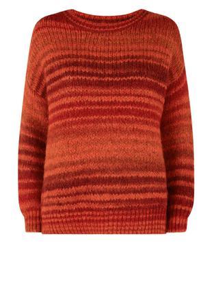 Тёплый акриловый свитер new look