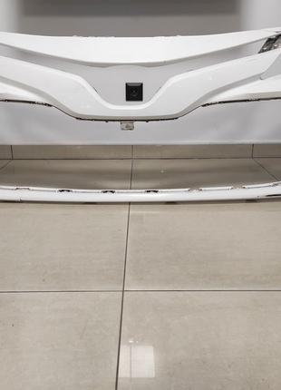 Бампер передній передний Toyota Camry XV70 (2017-2020)
