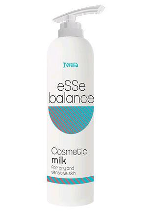 Косметичне молочко для сухої і чутливої шкіри