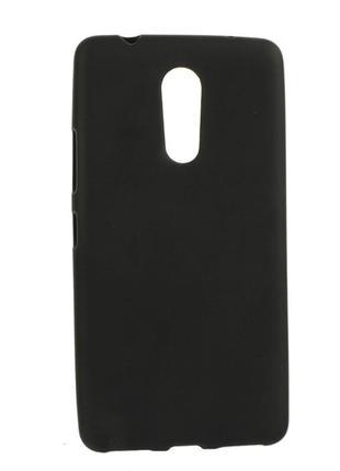 Чехол-бампер tpu для lenovo k6 note