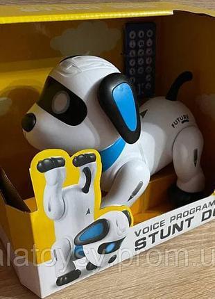 Детская интерактивная радиоуправляемая собака робот K21