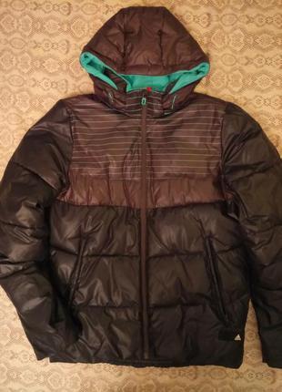 Дутая куртка от adidas