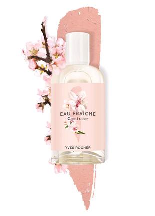 Туалетна вода вишневий цвіт Yves rocher
