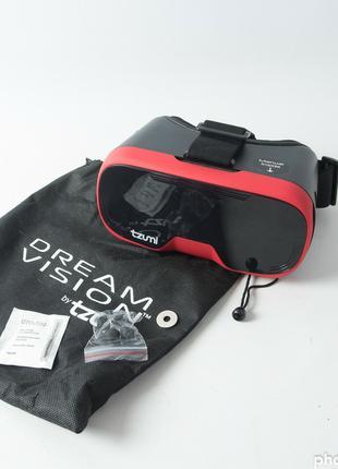3D очки виртуальной реальности VR BOX 360 video для телефона
