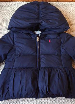 Куртка / пуховик на девочку