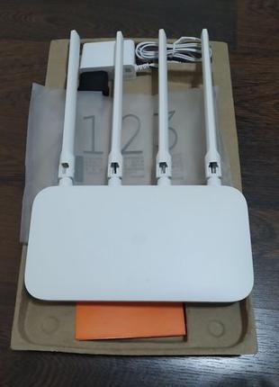 Роутер маршрутизатор двухдиапазонный Xiaomi 4A 2.4/5 Гц