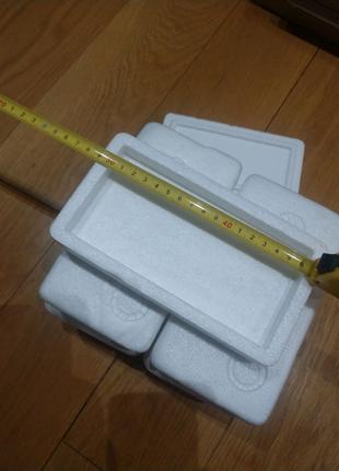 Пенопластовая коробочка коробка