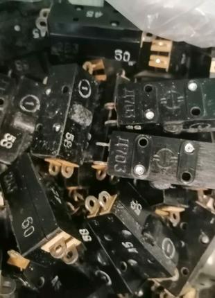 Мікропереключатель д703