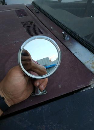 Зеркало ваз жигули хром ссср