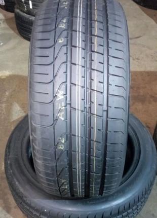 Пара 255/45 r19 Pirelli Pzero MO 100W