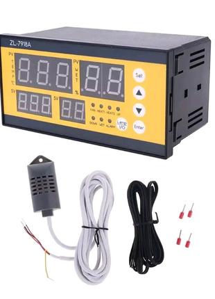 Терморегулятор термостат для инкубатора