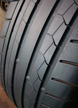 Пара 255/40 r21 Dunlop SP sport maxx GT
