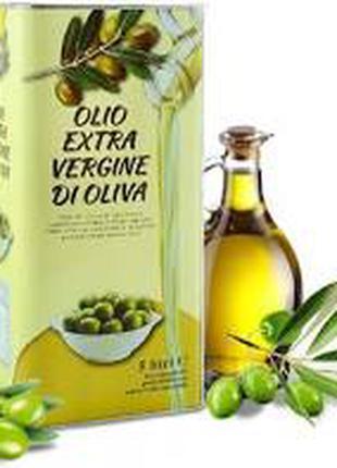 Ди Олива оливковое масло