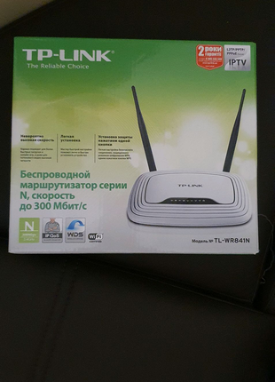 Маршрутизатор TP-LINK WR841N