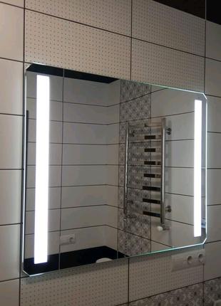 Дзеркало з LED підсвіткою