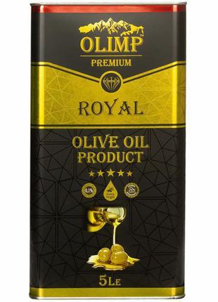Олимп оливковое масло