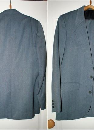 Продается деловой мужской костюм Украина, размер 46