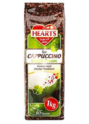 Капучино Hearts Irish Cream 1кг