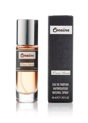 Мини - парфюм Franck Boclet Cocaine (Унисекс) - 40 мл (320)