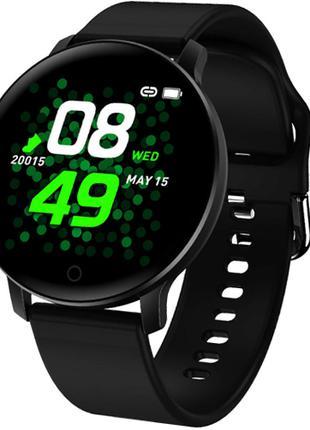 Наручные смарт-часы Smart X9 черные
