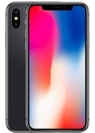 Уже в продаже китайский iPhone X  1 сим,5,5 дюйма,4 ядра,16 Гб...