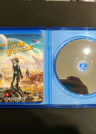 ДискиPS4,Outer Worlds,Spider-man,God of War,Видеоигры,PlayStation