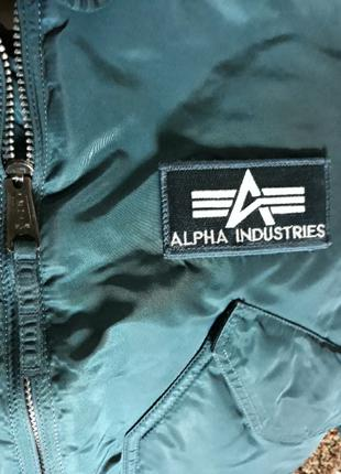 ALPHA Industries.куртка