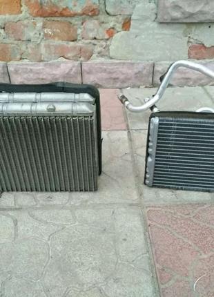 Радиатор печки OPEL Vectra B (Опель Вектра Б)