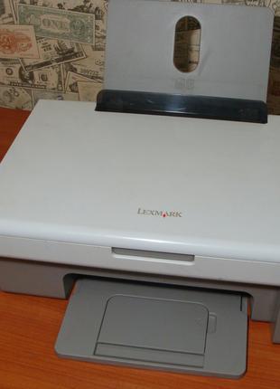 МФУ Lexmark X2500 (принтер, сканер, копир)
