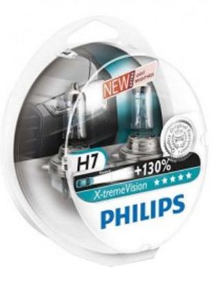 Лампа галогенная 12V H7 55W PX26D  PS 12972 XV+S2