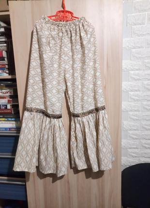 Карнавальный элемент костюма индейца, ковбоя, клеш