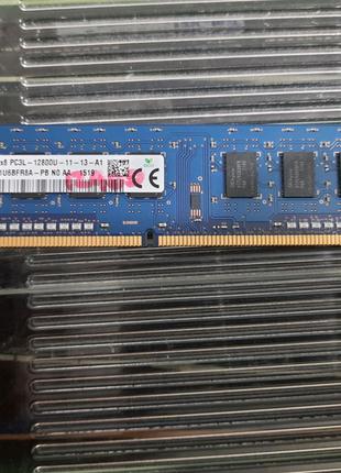 Оперативаня память для компьютера 4gb ddr3L 1600Mhz Hynix