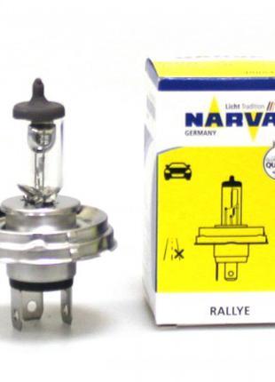 Лампа галогенная 12V H4 60/55W P45T NV 48884