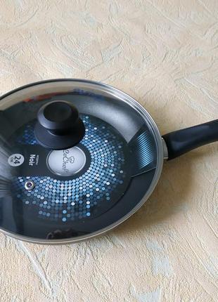 Сковорода le chef nero moule 24 см