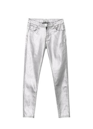 Штаны брюки лосины леггинсы натуральная кожа кожаные