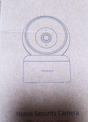 Камера Xiaomi IMILAB Home С20 CMSXJ36A  Alexa и Google Assistant