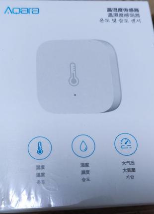 Датчик Aqara Temperature and Humidity Sensor WSDCGQ11LM