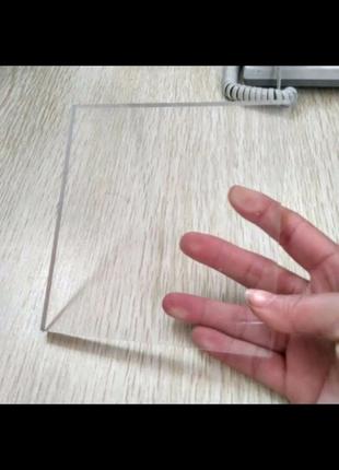 Оргстекло в размер   Монолитный поликарбонат кусками  Бронза